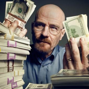 Bryan Cranston escreverá livro sobre Breaking Bad