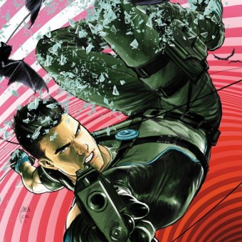 DC oficializa Grayson, nova série mensal do Dick Grayson
