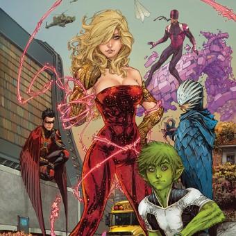 DC confirma nova revista dos Jovens Titãs