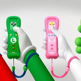 Nintendo anuncia mais dois WiiMotes temáticos de seus personagens