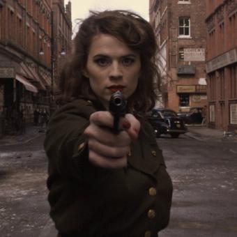 Hayley Atwell diz que série da Peggy Carter terá apenas 8 episódios na 1ª temporada