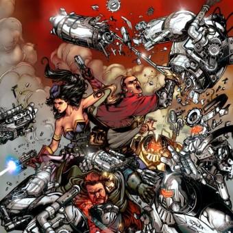 Battlestar Galactica ganhará HQ com versão steampunk