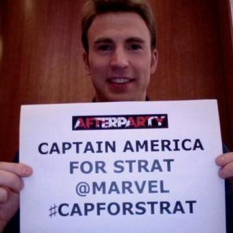 Elenco da Marvel faz campanha para paciente com câncer conseguir assistir Capitão América 2