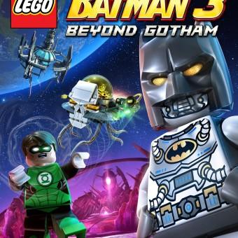 LEGO Batman 3: Beyond Gotham é anunciado para o segundo semestre de 2014