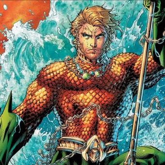Animação do Aquaman contará origem do personagem