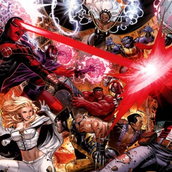 Vingadores e X-Men se unirão para enfrentar seus vilões em AXIS