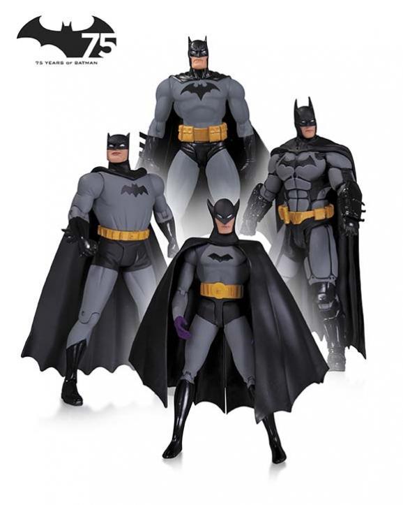 batman 75 action
