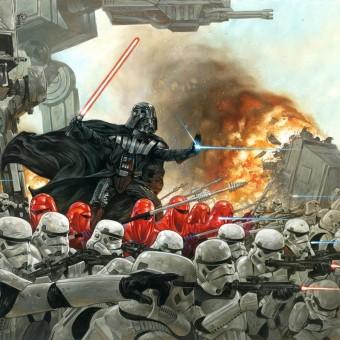Marvel vai publicar HQs de Star Wars!