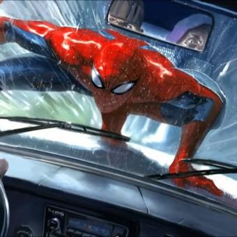 Veja um trailer da nova graphic novel do Homem-Aranha