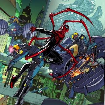O Superior Homem-Aranha retorna à Marvel em Agosto