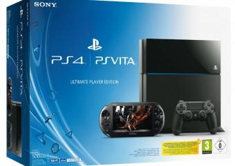 Bundle com PS4 e PS Vita vaza na Amazon francesa