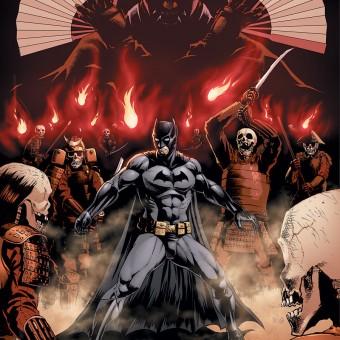 Panini vai publicar história japonesa do Batman
