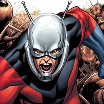 Marvel contrata dois roteiristas para Homem-Formiga