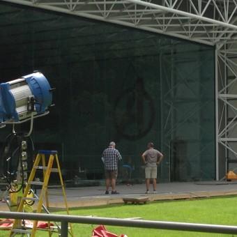 Veja algumas fotos dos sets de Os Vingadores 2: A Era de Ultron