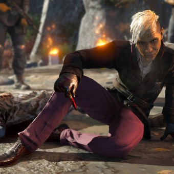 Esse vídeo mostra um pouco da jogabilidade de Far Cry 4 capturada diretamente do PS4