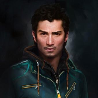 Esse é o protagonista de Far Cry 4