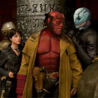 Ron Perlman ainda tem esperanças de fazer um Hellboy 3