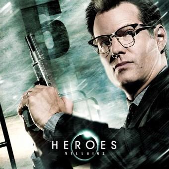 Jack Coleman está confirmado no elenco de Heroes Reborn