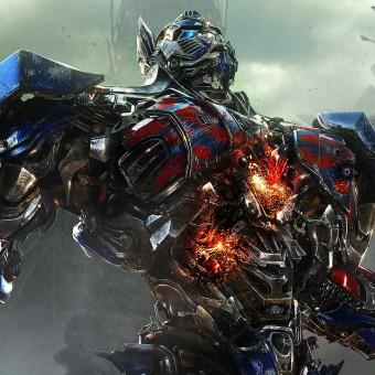 Sai a primeira cena de Transformers 4: A Era da Extinção