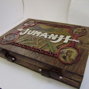 Agora você pode ser dono de um tabuleiro de Jumanji