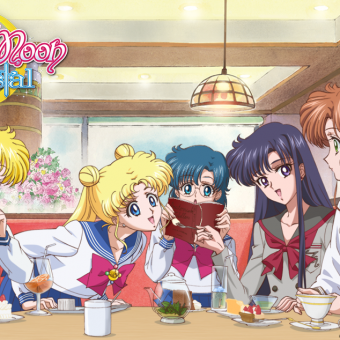 Sailor Moon Crystal será exibido pelo Crunchyroll BR!