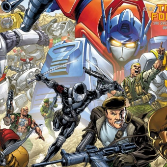 Encontro entre G.I. Joe e Transformers nos cinemas não deve rolar tão cedo