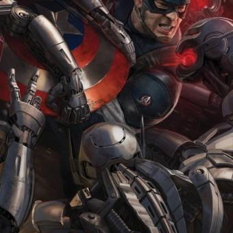 Marvel marca mais um filme pra 2018 + pôsteres conceituais de Os Vingadores 2