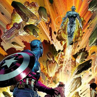 Marvel anuncia a graphic novel Avengers: Rage of Ultron