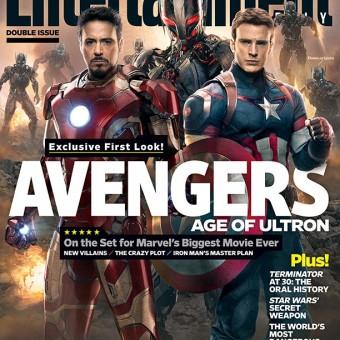 Veja as primeiras imagens oficiais de Os Vingadores: A Era de Ultron