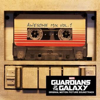 Trilha sonora de Os Guardiões da Galáxia chega ao topo da Billboard