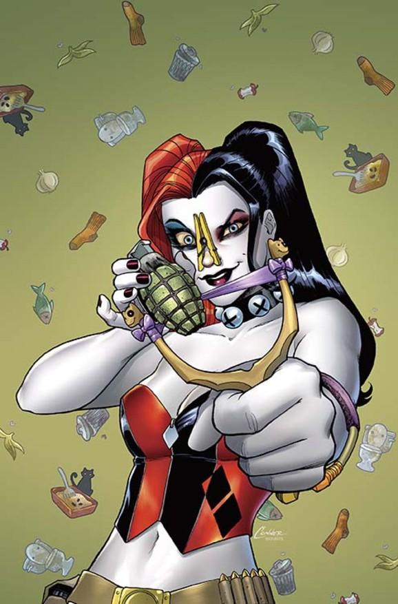 Harley Quinn Annual