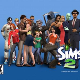 The Sims 2 + todas as expansões de GRAÇA para usuários do Origin