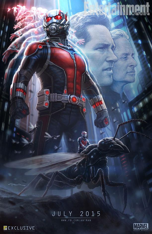 ant-man comic-con
