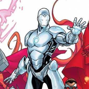 Depois de novos Thor e Capitão América, agora é a vez do Homem de Ferro Superior