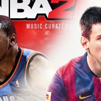 Capas de NBA 2k15 e FIFA 15 são divulgadas