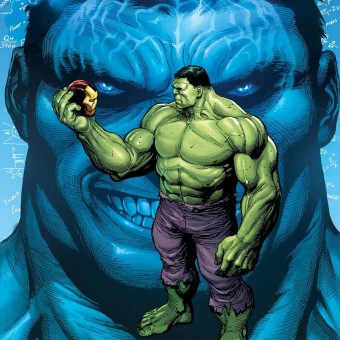 O Hulk ficará inteligente na nova fase dos quadrinhos da Marvel