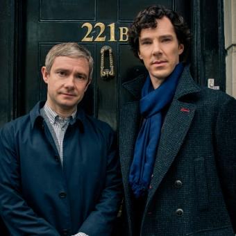 BBC One confirma Especial de Natal e quarta temporada de Sherlock para 2015