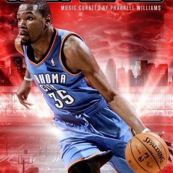 LeBron James, Kevin Durant e Shaquille O'Neall no primeiro trailer de NBA 2k15