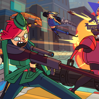 Super Time Force ganhará versão para PC!
