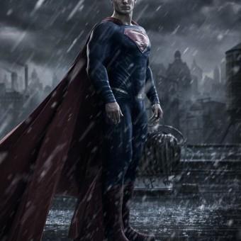 Primeira imagem do Superman em Batman V Superman é divulgada!