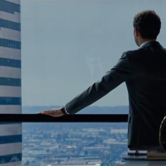 Trailer de Cinquenta Tons de Cinza bate recorde de lançamento