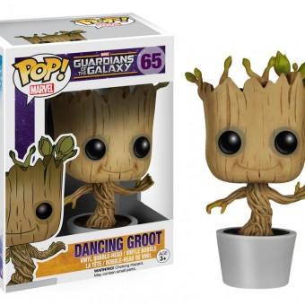 Eis o primeiro brinquedo oficial do baby Groot que dança!