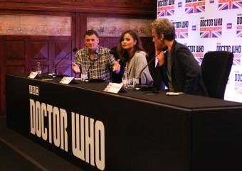 Doctor Who: The World Tour | Conhecendo o Doutor, Clara e a mente por trás de tudo