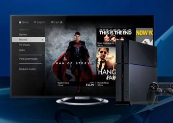 A PlayStation Store brasileira começou a comercializar filmes