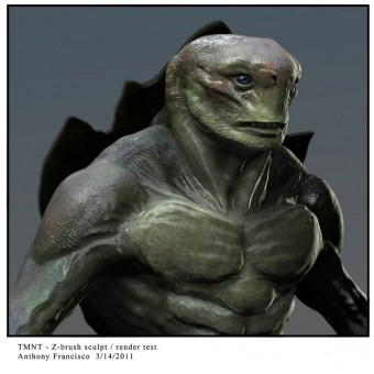 As novas Tartarugas Ninja poderiam ser assim