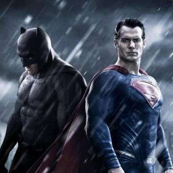 Esse é o primeiro teaser de Batman vs. Superman: A Origem da Justiça