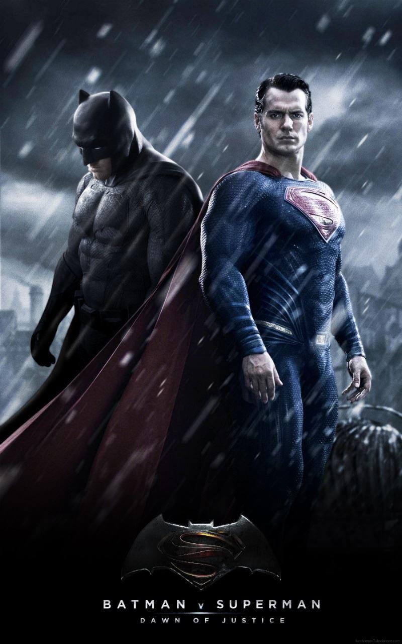 """""""Um Homem-Morcego e um Homem de Aço entram num bar..."""""""