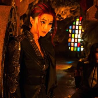 Atriz diz que Blink vai participar dos próximos filmes de X-Men