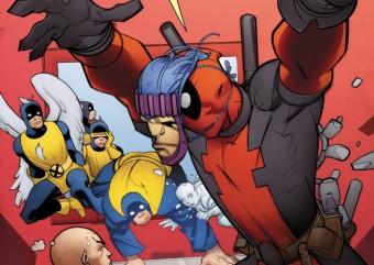 Deadpool reimagina capas icônicas da Marvel no aniversário de 75 anos da editora