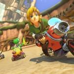 Link será um dos corredores do primeiro DLC de Mario Kart 8